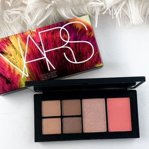 NARS Lost in Luster Face Palette NIB